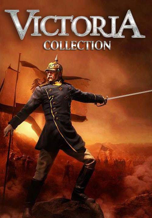 Victoria Collection - Cover / Packshot