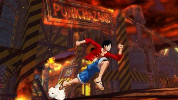 Screenshot5 - One Piece: Unlimited World Red - Deluxe Edition