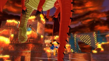 Screenshot6 - One Piece: Unlimited World Red - Deluxe Edition