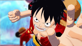 Screenshot3 - One Piece: Unlimited World Red - Deluxe Edition