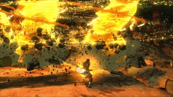 Screenshot1 - NARUTO SHIPPUDEN: Ultimate Ninja STORM Legacy