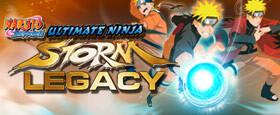 NARUTO SHIPPUDEN: Ultimate Ninja STORM Legacy