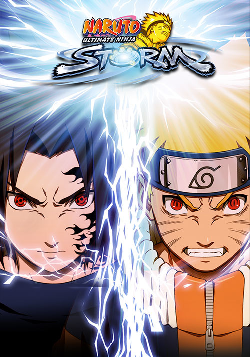NARUTO: Ultimate Ninja STORM - Cover