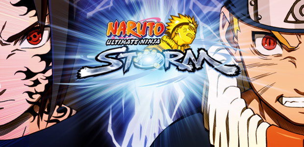 NARUTO: Ultimate Ninja STORM - Cover / Packshot