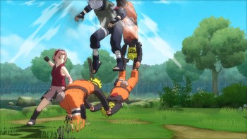Screenshot1 - NARUTO SHIPPUDEN: Ultimate Ninja STORM 2