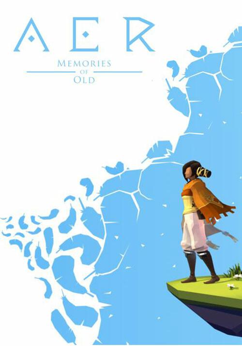 AER - Memories of Old - Cover / Packshot