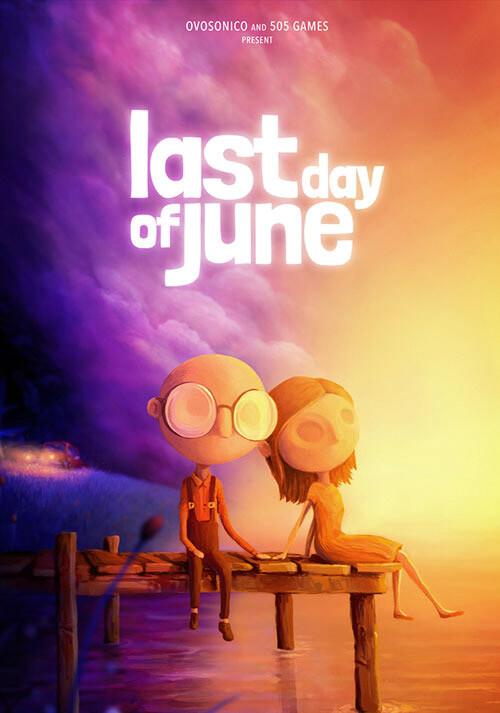 Last Day of June - Cover / Packshot