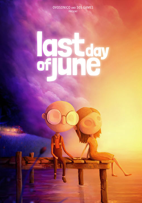 Last Day of June - Cover / Packshot