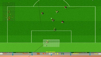 Screenshot5 - Dino Dini's Kick Off™ Revival