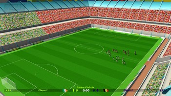 Screenshot7 - Dino Dini's Kick Off™ Revival