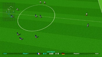 Screenshot9 - Dino Dini's Kick Off™ Revival