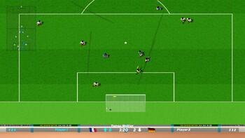 Screenshot1 - Dino Dini's Kick Off™ Revival