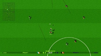 Screenshot4 - Dino Dini's Kick Off™ Revival