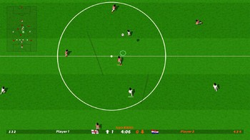 Screenshot10 - Dino Dini's Kick Off™ Revival