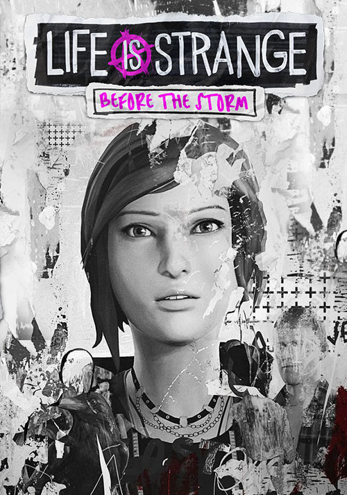 Life is Strange: Before the Storm - Cover / Packshot