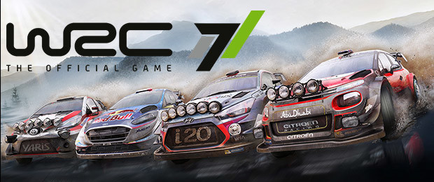 WRC 7 FIA World Rally Championship Now Available