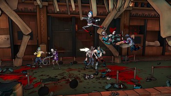 Screenshot1 - Bloody Zombies