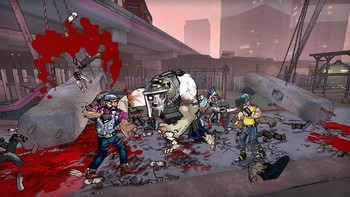 Screenshot4 - Bloody Zombies