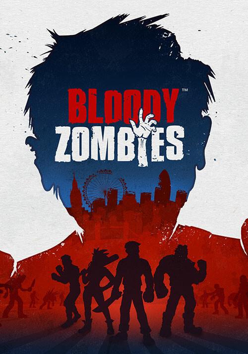 Bloody Zombies - Packshot