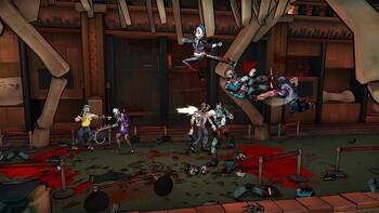Screenshot1 - Bloody Zombies