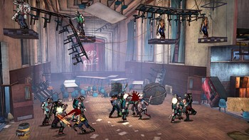 Screenshot2 - Bloody Zombies