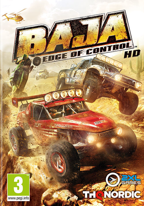 BAJA: Edge of Control HD - Packshot