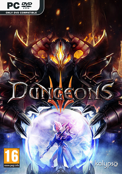 Dungeons 3 - Cover