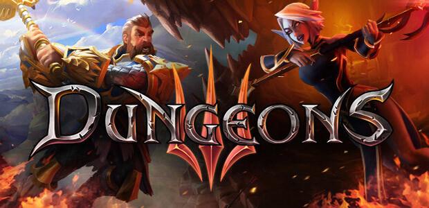 Dungeons 3 - Cover / Packshot