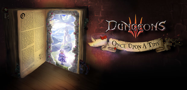 Dungeons 3: Once upon a time DLC - Cover / Packshot