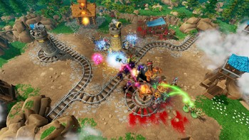 Screenshot5 - Dungeons 3: Once upon a time DLC