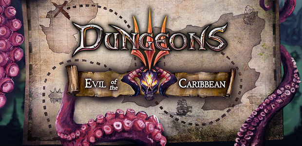Dungeons 3: Evil of the Caribbean  DLC - Cover / Packshot