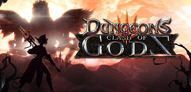 Dungeons 3: Clash of Gods DLC - Cover / Packshot