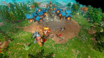 Screenshot1 - Dungeons 3: Clash of Gods DLC