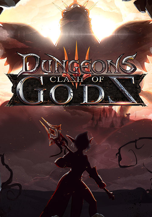 Dungeons 3: Clash of Gods DLC - Cover / Packshot