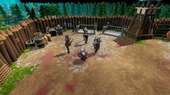 Screenshot7 - Dungeons 3: Famous Last Words DLC