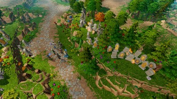 Screenshot3 - Dungeons 3: A Multitude of Maps DLC