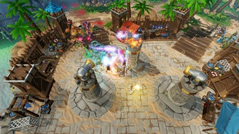 Screenshot4 - Dungeons 3: A Multitude of Maps DLC