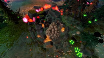 Screenshot5 - Dungeons 3: A Multitude of Maps DLC