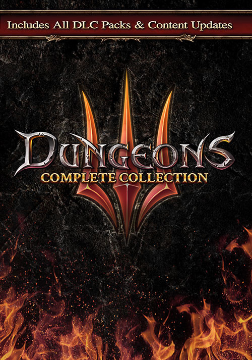 Dungeons 3 - Complete Collection - Cover / Packshot