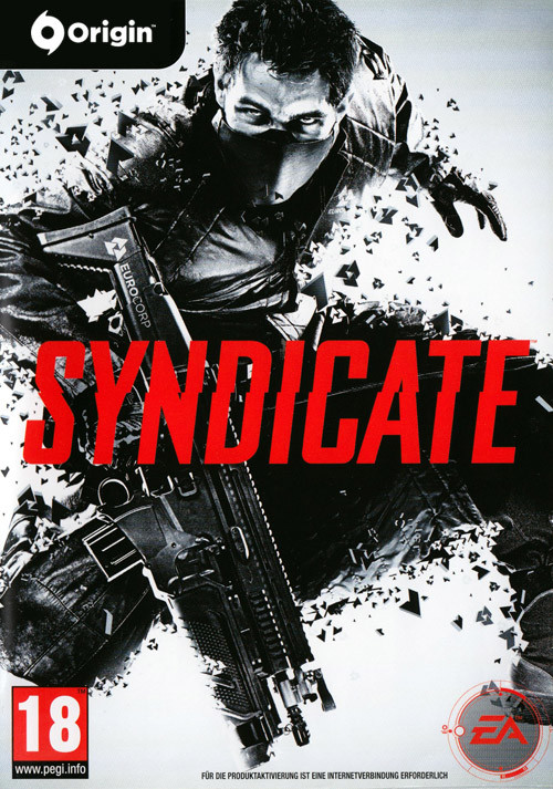 Syndicate - Cover / Packshot