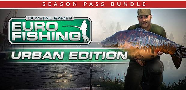 Euro Fishing: Urban Edition + Season Pass
