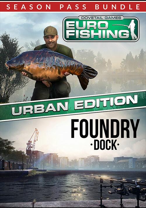 Euro Fishing: Urban Edition + Season Pass - Packshot