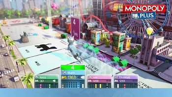 Screenshot2 - MONOPOLY® PLUS
