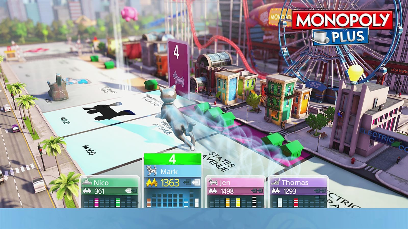 monopoly city rules and instructions