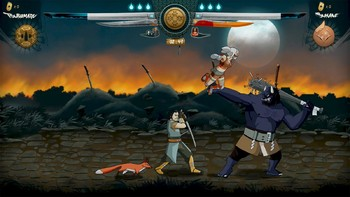 Screenshot4 - Samurai Riot