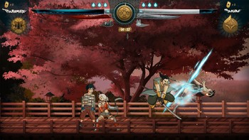 Screenshot1 - Samurai Riot