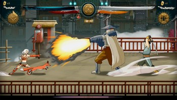 Screenshot2 - Samurai Riot