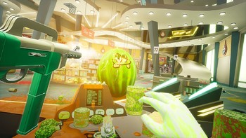 Screenshot1 - Shooty Fruity