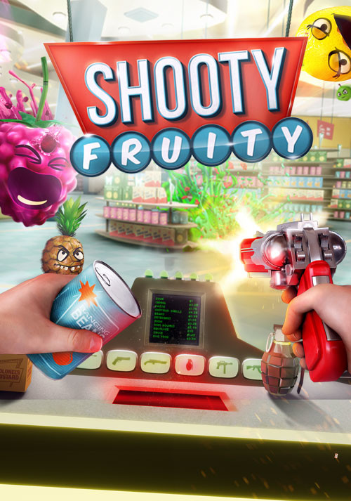 Shooty Fruity - Cover