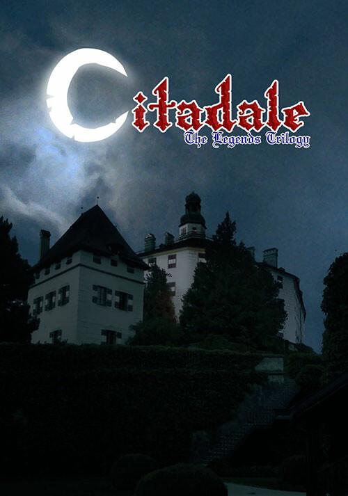 Citadale: The Legends Trilogy - Cover / Packshot